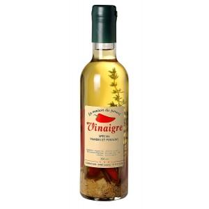 Vinaigre Parfumé au Piment d' Espelette 350 ml