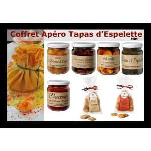Coffret Apéro Tapas au Piment d'Espelette