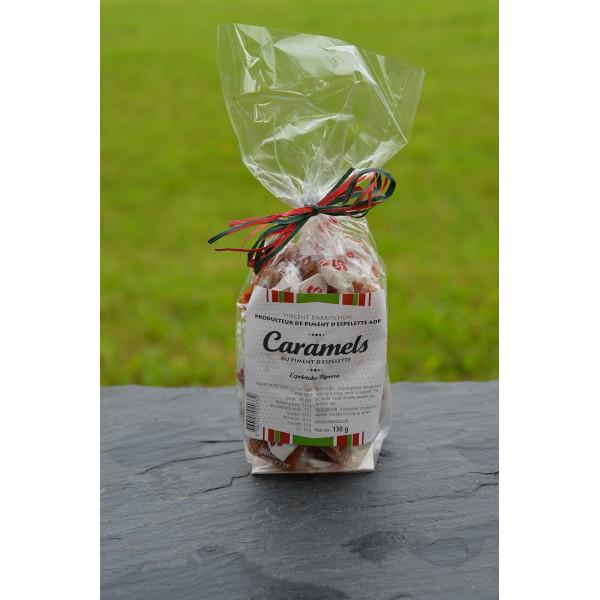 Sachet de caramel 130 gr