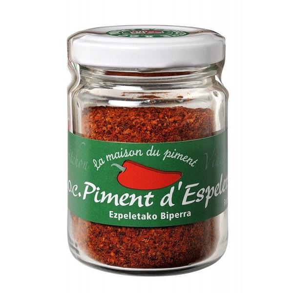 Piment d'Espelette AOC / AOP - 40g