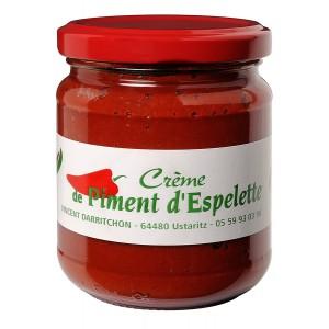 Purée de Piment d'Espelette 200 gr