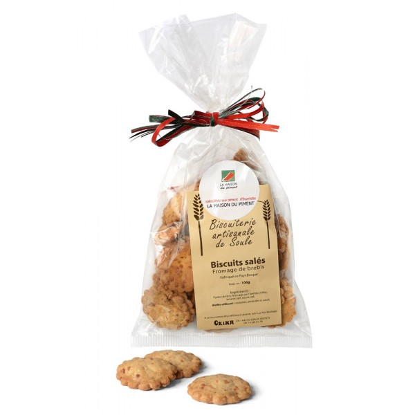 Biscuits fromage brebis 100g