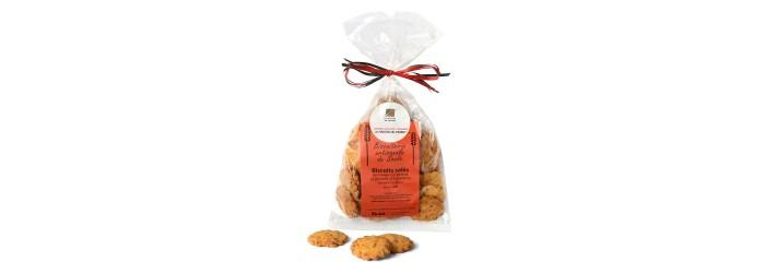 Biscuits salés et caramels