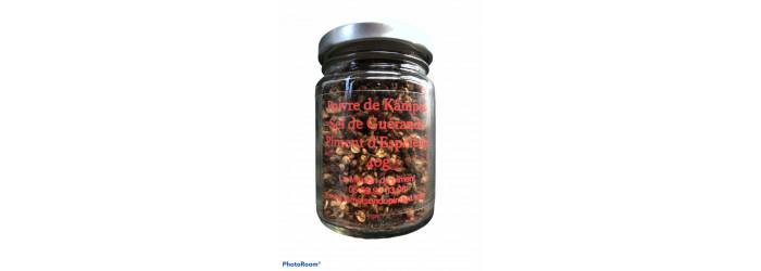Nos mélanges d'épices