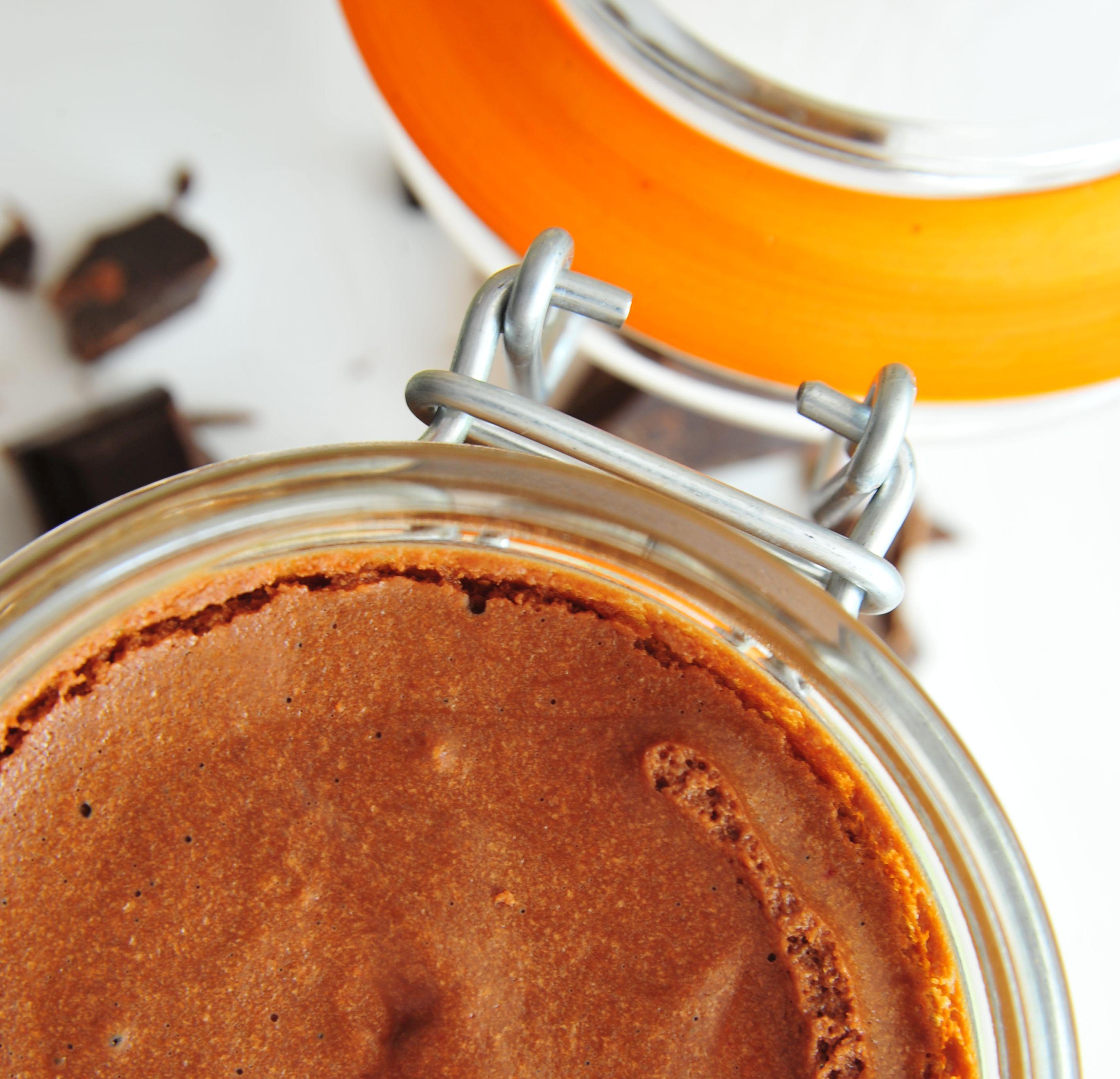 Mousse au Chocolat au Piment d Espelette