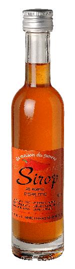 Cocktail au Sirop de Piment d'Espelette