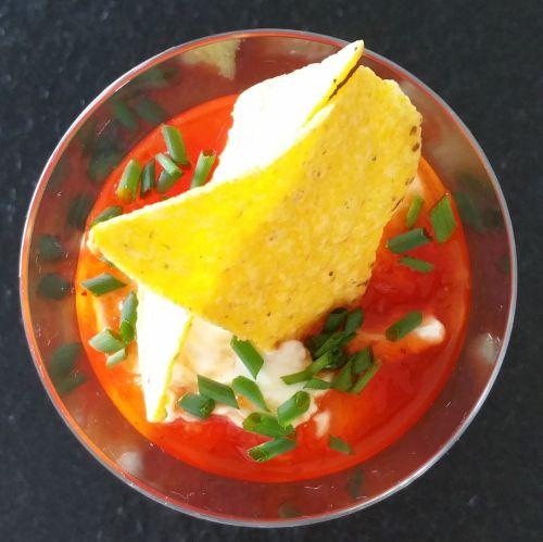 recette de verrine de fromage et ses confiture